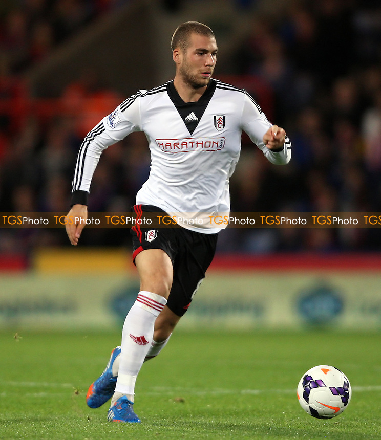 Pajtim Kasami of Fulham - Crystal Palace vs Fulham, Barclays Premier League at Selhurst Park, Crystal Palace - 21/10/13 - MANDATORY CREDIT: Rob Newell/TGSPHOTO - Self billing applies where appropriate - 0845 094 6026 - contact@tgsphoto.co.uk - NO UNPAID USE