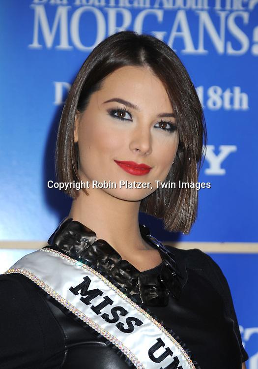 Miss Universe Stefania Fernandez