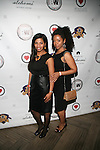 Judy Foster and Joy  Attend DJ Jon Quick's 5th Annual Beauty and the Beat: Heroines of Excellence Awards Honoring AMBRE ANDERSON, DR. MEENA SINGH,<br /> JESENIA COLLAZO, SHANELLE GABRIEL, <br /> KRYSTAL GARNER, RICHELLE CAREY,<br /> DANA WHITFIELD, SHAWN OUTLER,<br /> TAMEKIA FLOWERS Held at Suite 36, NY