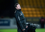 St Johnstone v Hamilton Accies&hellip;10.11.18&hellip;   McDiarmid Park    SPFL<br />Accies boss Martin Canning<br />Picture by Graeme Hart. <br />Copyright Perthshire Picture Agency<br />Tel: 01738 623350  Mobile: 07990 594431