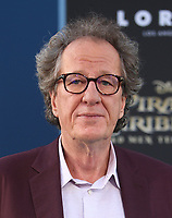 "HOLLYWOOD, CA - May 18: Geoffrey Rush, At Premiere Of Disney's ""Pirates Of The Caribbean: Dead Men Tell No Tales"" At Dolby Theatre In California on May 18, 2017. Credit: FS/MediaPunch"