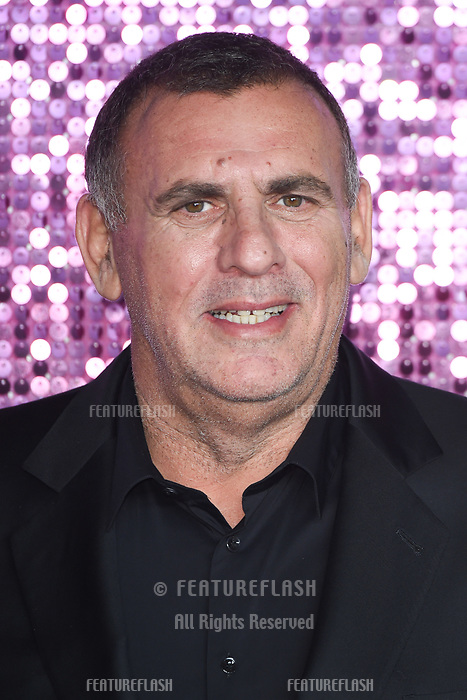 LONDON, UK. October 23, 2018: Graham King at the world premiere of &quot;Bohemian Rhapsody&quot; at Wembley Arena, London.<br /> Picture: Steve Vas/Featureflash