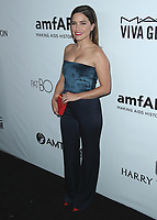 BEVERLY HILLS- OCTOBER 13:  Sophia Bush at amfAR Los Angeles 2017 at Ron Burkleâs Green Acres Estate on October 13, 2017 in Beverly Hills, California. (Photo by Scott Kirkland/PictureGroup)