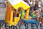 The Ballyheigue Summer Festival Summer Parade on Sunday.......................