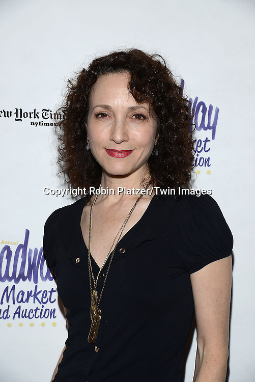 Bebe Neuwirth attends the 28th Annual  Broadway Cares/ Equity Fights Aids Flea Market and Auction on September 21,2014 in Shubert Alley in New York City. <br /> <br /> photo by Robin Platzer/Twin Images<br />  <br /> phone number 212-935-0770