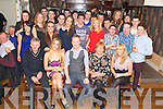 James Barry, Tralee Road, Killarney, pictured with some of his family and friends as he celebrated his 21st birthday in the Old Killarney Inn, Aghadoe on Saturday night.
