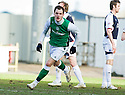 27/03/2010   Copyright  Pic : James Stewart.sct_jspa09_falkirk_v_hibernian  .::  ANTHONY STOKES CELEBRATES AFTER HE SCORES THE SECOND ::  .James Stewart Photography 19 Carronlea Drive, Falkirk. FK2 8DN      Vat Reg No. 607 6932 25.Telephone      : +44 (0)1324 570291 .Mobile              : +44 (0)7721 416997.E-mail  :  jim@jspa.co.uk.If you require further information then contact Jim Stewart on any of the numbers above.........