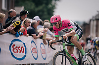 Sep Vanmarcke (BEL/Education First-Drapac)<br /> <br /> Belgian National Championships 2018 (road) in Binche (224km)<br /> ©kramon