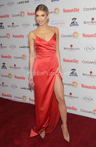 NEW YORK, NY - FEBRUARY 06: Annalynne McCord attends  the Woman's Day Celebrates 15th Annual Red Dress Awards on February 6, 2018 in New York City.  Credit: John Palmer/MediaPunch