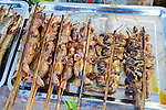 Barbecued Frogs