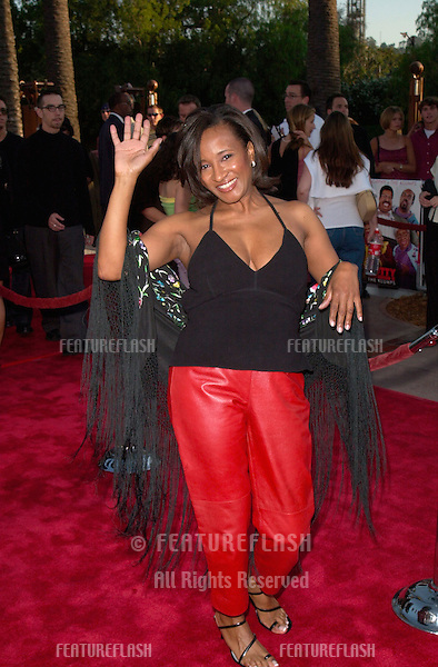 Actress WANDA SYKES at the world premiere, at the Universal Amphitheatre Hollywood, of her new movie Nutty Professor II: The Klumps.