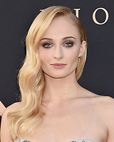 """HOLLYWOOD, CA - JUNE 04: Sophie Turner arrives at the Premiere Of 20th Century Fox's """"Dark Phoenix"""" at TCL Chinese Theatre on June 04, 2019 in Hollywood, California.<br /> CAP/ROT/TM<br /> ©TM/ROT/Capital Pictures"""