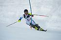 10/01/2018 under 14 girls slalom run 1