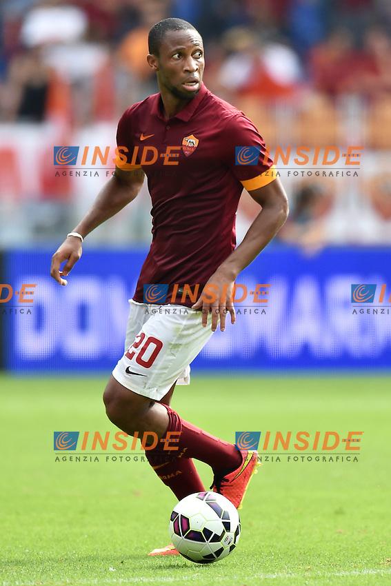 Seydou Keita Roma <br /> Roma 21-09-2014 Stadio Olimpico, Football Calcio Serie A AS Roma - Cagliari. Foto Andrea Staccioli / Insidefoto