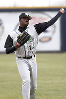 April 14, 2007: Todd Johnson of the Kane County Cougars at Elfstrom Stadium in Geneva, IL  Photo by:  Chris Proctor/Four Seam Images