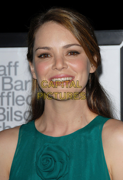 "JACINDA BARRETT.L.A. Premiere of ""The Last Kiss"" held at The DGA in West Hollywood, California, USA..September 13th, 2006.Ref: DVS.headshot portrait.www.capitalpictures.com.sales@capitalpictures.com.©Debbie VanStory/Capital Pictures"