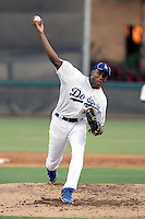 Zachary Bird - 2012 AZL Dodgers (Bill Mitchell)