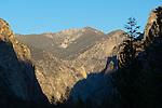 Kings Canyon, near Cedar Grove, Kings Canyon National Park, California