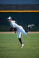 Zachary Carroll during the Under Armour All-America Tournament powered by Baseball Factory on January 19, 2020 at Sloan Park in Mesa, Arizona.  (Zachary Lucy/Four Seam Images)