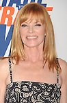 CENTURY CITY, CA - MAY 18: Marg Helgenberger arrives at the 19th Annual Race To Erase MS Event at the Hyatt Regency Century Plaza on May 18, 2012 in Century City, California.