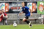 Waldhofs Dorian Diring (Nr.8) am Ball beim Spiel in der Regionalliga Suedwest, SV Waldhof Mannheim - Kickers Offenbach.<br /> <br /> Foto &copy; PIX-Sportfotos *** Foto ist honorarpflichtig! *** Auf Anfrage in hoeherer Qualitaet/Aufloesung. Belegexemplar erbeten. Veroeffentlichung ausschliesslich fuer journalistisch-publizistische Zwecke. For editorial use only.