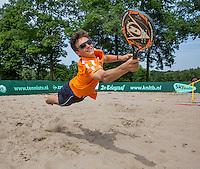 Den Bosch, Netherlands, 10 June, 2016, Tennis, Ricoh Open, KNLTB, Beach tennis <br /> Photo: Henk Koster/tennisimages.com