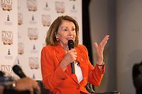 House Speaker Nancy Pelosi At Howard University