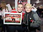 Sheffield Utd Ladies team visit Bramall Lane during the English Football League One match at Bramall Lane, Sheffield. Picture date: November 29th, 2016. Pic Jamie Tyerman/Sportimage