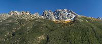 Silver Star Mountain in Autumn