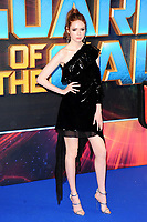 www.acepixs.com<br /> <br /> April 24 2017, New York City<br /> <br /> Karen Gillan arriving at the European Gala screening of 'Guardians of the Galaxy Vol. 2' at the Hammersmith Apollo on April 24, 2017 in London<br /> <br /> By Line: Famous/ACE Pictures<br /> <br /> <br /> ACE Pictures Inc<br /> Tel: 6467670430<br /> Email: info@acepixs.com<br /> www.acepixs.com