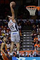 Luz<br /> Liga Endesa ACB - 2014/15<br /> J6<br /> Valencia Basket vs Rio Natura Monbus Obradoiro