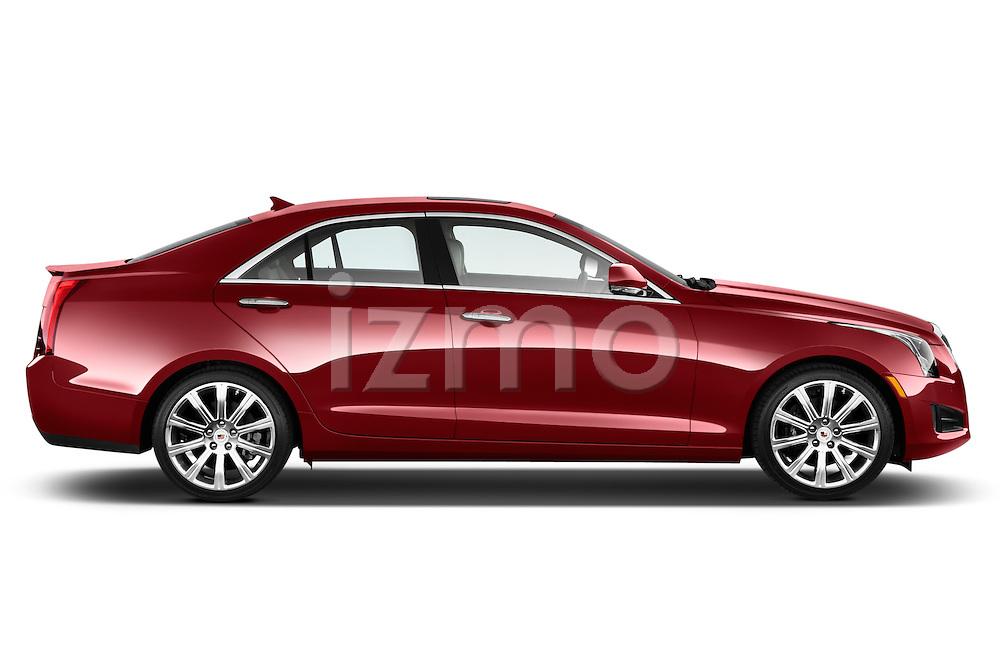 2013 Cadillac ATS sedan