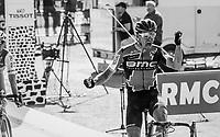 Finally a Monument Win for Greg Van Avermaet (BEL/BMC)<br /> <br /> 115th Paris-Roubaix 2017 (1.UWT)<br /> One Day Race: Compi&egrave;gne &rsaquo; Roubaix (257km)