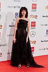 Cecilia Suarez attends to XXV Forque Awards at Palacio Municipal de Congresos in Madrid, Spain. January 11, 2020. (ALTERPHOTOS/A. Perez Meca)