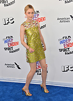 Saoirse Ronan at the 2018 Film Independent Spirit Awards on the beach in Santa Monica, USA 03 March 2018<br /> Picture: Paul Smith/Featureflash/SilverHub 0208 004 5359 sales@silverhubmedia.com