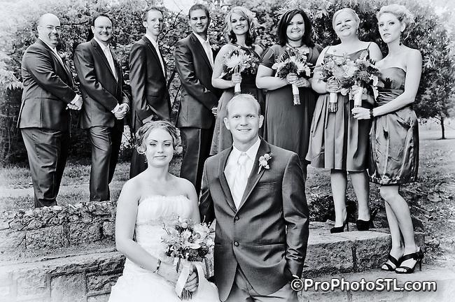 C&M wedding - posed photos
