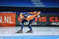 SCHAATSEN: HEERENVEEN: 19-11-2016, IJsstadion Thialf, KNSB trainingswedstrijd, Sander Bosker, ©foto Martin de Jong