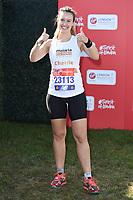 Charlie Webster<br /> at the start of the 2018 London Marathon, Greenwich, London<br /> <br /> ©Ash Knotek  D3397  22/04/2018