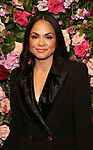 Karen Olivo attends The American Theatre Wing's 2019 Gala at Cipriani 42nd Street on September 16, 2019 in New York City.