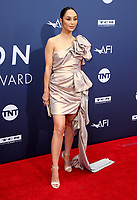 6 June 2019 - Hollywood, California - Cara Santana. American Film Institute's 47th Life Achievement Award Gala Tribute To Denzel Washington held at Dolby Theatre.    <br /> CAP/ADM/FS<br /> ©FS/ADM/Capital Pictures