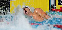 Wales' Calum Jarvis competes in the men's 100m freestyle semi-final<br /> <br /> Photographer Chris Vaughan/CameraSport<br /> <br /> 20th Commonwealth Games - Day 3 - Saturday 26th July 2014 - Swimming - Tollcross International Swimming Centre - Glasgow - UK<br /> <br /> © CameraSport - 43 Linden Ave. Countesthorpe. Leicester. England. LE8 5PG - Tel: +44 (0) 116 277 4147 - admin@camerasport.com - www.camerasport.com