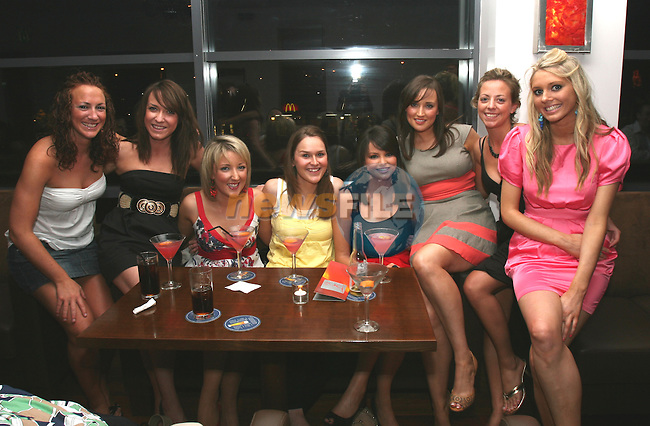 Niamh Doggett, Niamg Coleman, Ellie Sweeney, Alicia Ronan, Marie Stafford, Emma Lynch, Andrea Kelly and Kate Byrne in Bru....Photo NEWSFILE/Jenny Matthews.(Photo credit should read Jenny Matthews/NEWSFILE)....This Picture has been sent you under the condtions enclosed by:.Newsfile Ltd..The Studio,.Millmount Abbey,.Drogheda,.Co Meath..Ireland..Tel: +353(0)41-9871240.Fax: +353(0)41-9871260.GSM: +353(0)86-2500958.email: pictures@newsfile.ie.www.newsfile.ie.FTP: 193.120.102.198.