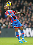 Crystal Palace's Jordan Ayew during the Premier League match at Selhurst Park, London. Picture date: 11th January 2020. Picture credit should read: Paul Terry/Sportimage