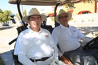 torneo de GOLF  de la Fundación de Sylvana Beltrones.<br /> <br /> Carlos López y Ramón Madrid<br /> <br />   <br /> **Photo®©:LuisGutierrez/NortePhoto