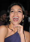 Rosario Dawson attends the Shangri-La Entertainment and Gato Negro Films' Girl Walks Into a Bar premiere held at The Arclight Theatre in Hollywood, California on March 07,2011                                                                               © 2010 DVS / Hollywood Press Agency