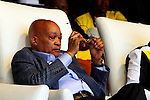 DURBAN - 25 July 2016 - South Africa's President Jacob Zuma takes off his glasses moments before he speaks in Durban's King Park Stadium a the Youth Month Rally hosted by the ruling African National Congress party's youth wing. Picture: Allied Picture Press/APP