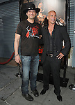 Robert Rodriguez & Ethan Maniquis at the 20th Century Fox Special screening of Machete held at The Orpheum Theatre in Los Angeles, California on August 25,2010                                                                               © 2010 Hollywood Press Agency