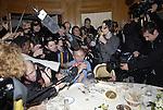 Prix Goncourt 2010 chez Drouant. Michel Houellebecq