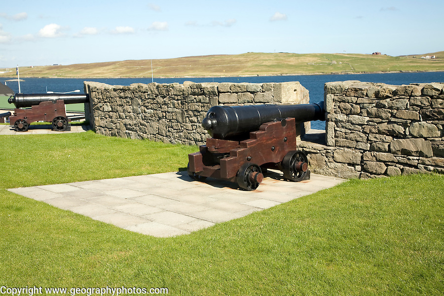 Fort Charlotte, Lerwick, Shetland Islands, Scotland