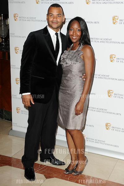 TV Presenters, Michael Underwood and Angelica Bell arrives for the BAFTA Craft Awards 2010 at the London Hilton, Park Lane, London. 23/05/2010  Picture by Steve Vas/Featureflash